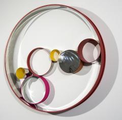 Philippe Pallafray Seven Ring Wall Temps Zero - 1080285
