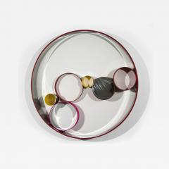 Philippe Pallafray Seven Ring Wall Temps Zero - 1080614