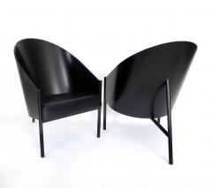Philippe Starck PHILIPPE STARCK PRATFALL LOUNGE CHAIRS OR ARMCHAIRS FOR DRIADE ALPEH - 1034498