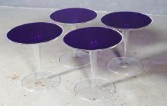 Philippe Starck Philippe Starck Eugeni Quitllet Side tables lamp tables bedside tables - 2002811