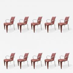 Philippe Starck Set of Ten Louis 20 Armchairs by Philippe Starck for Vitra - 431944