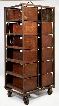Phillies Rolling Cigar Racks c 1920 40s - 220855
