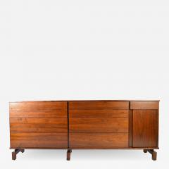 Phillip Lloyd Powell 1950 s New Hope Studio Dresser With Pullout Vanity after Phillip Lloyd Powell - 1338672