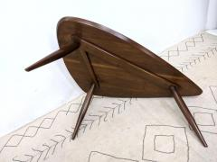 Phillip Lloyd Powell Guitar Pick Cocktail Table In Walnut - 1763184