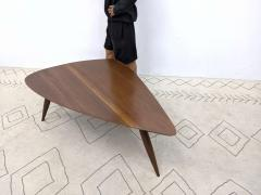 Phillip Lloyd Powell Guitar Pick Cocktail Table In Walnut - 1763192