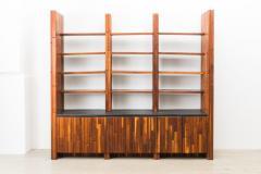 Phillip Lloyd Powell Phillip Lloyd Powell Custom Cabinet with Shelves USA 1960s - 913706