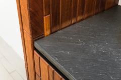 Phillip Lloyd Powell Phillip Lloyd Powell Custom Cabinet with Shelves USA 1960s - 913708