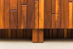 Phillip Lloyd Powell Phillip Lloyd Powell Custom Cabinet with Shelves USA 1960s - 913710