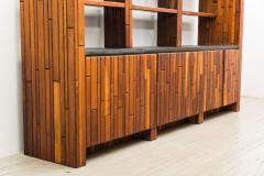 Phillip Lloyd Powell Phillip Lloyd Powell Custom Cabinet with Shelves USA 1960s - 913711