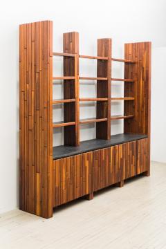 Phillip Lloyd Powell Phillip Lloyd Powell Custom Cabinet with Shelves USA 1960s - 913714