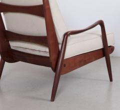 Phillip Lloyd Powell Phillip Lloyd Powell New Hope Lounge Chair in Black Walnut - 532980