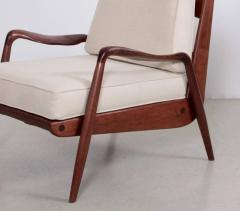 Phillip Lloyd Powell Phillip Lloyd Powell New Hope Lounge Chair in Black Walnut - 532982