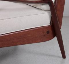 Phillip Lloyd Powell Phillip Lloyd Powell New Hope Lounge Chair in Black Walnut - 532983