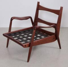 Phillip Lloyd Powell Phillip Lloyd Powell New Hope Lounge Chair in Black Walnut - 532984