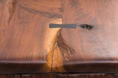 Phillip Lloyd Powell Phillip Lloyd Powell Unique Carved Desk USA - 1928949