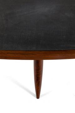 Phillip Lloyd Powell Phillip Lloyd Powell Walnut and Slate Coffee Table USA 1970 - 2066766