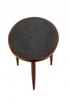 Phillip Lloyd Powell Phillip Lloyd Powell Walnut and Slate Coffee Table USA 1970 - 2066767