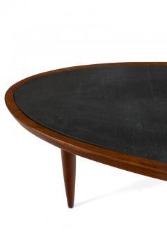 Phillip Lloyd Powell Phillip Lloyd Powell Walnut and Slate Coffee Table USA 1970 - 2066768