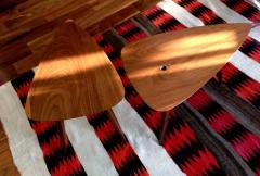 Phillip Lloyd Powell Two Walnut Table Studio - 110913
