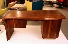 Phillip Lloyd Powell Walnut Desk by Phillip Lloyd Powell - 41093