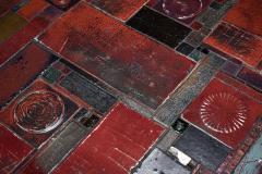 Pia Manu Pia Manu ceramic tile coffee table 1960s - 1950416