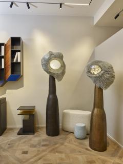 Pia Maria Raeder Sea Anemone Floor Lamps - 677749