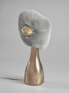 Pia Maria Raeder Sea Anemone Table Light with Golden Bronze - 1420804