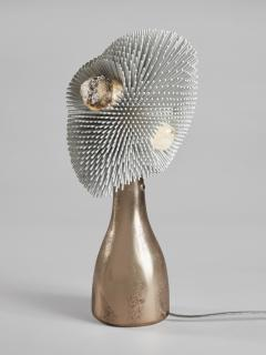 Pia Maria Raeder Sea Anemone Table Light with Golden Bronze - 1420806