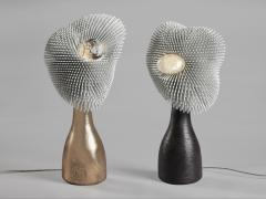 Pia Maria Raeder Sea Anemone Table Light with Golden Bronze - 1420807