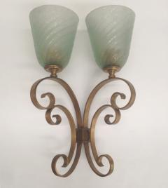 Pier Luigi Colli Pair of Important Wall Lights - 1396633