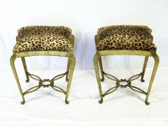 Pier Luigi Colli Pair of stools by Pier Luigi Colli - 1443872