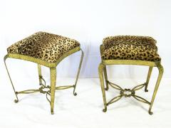 Pier Luigi Colli Pair of stools by Pier Luigi Colli - 1443873