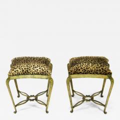 Pier Luigi Colli Pair of stools by Pier Luigi Colli - 1446497