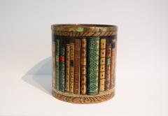 Piero Fornasetti Early Fornasetti Library Bin - 1691550