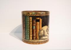 Piero Fornasetti Early Fornasetti Library Bin - 1691551