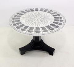 Piero Fornasetti Elegant Architettura Table by Piero Fornasetti - 1079820