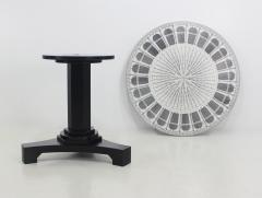 Piero Fornasetti Elegant Architettura Table by Piero Fornasetti - 1079821