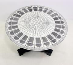 Piero Fornasetti Elegant Architettura Table by Piero Fornasetti - 1079822