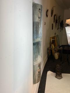 Piero Fornasetti FORNASETTI STYLE MIXED MEDIA COLUMN WALL ART - 1208918
