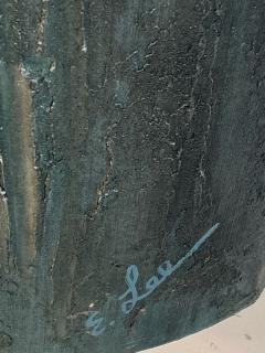 Piero Fornasetti FORNASETTI STYLE MIXED MEDIA COLUMN WALL ART - 1208919