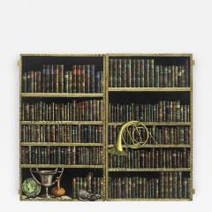 Piero Fornasetti Piero Fornasetti Pair of Doors of a Cupboard Made for a Private Custode 1950 - 235564