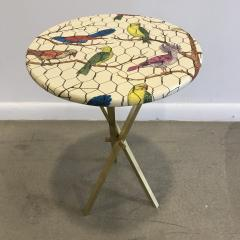 Piero Fornasetti Side table by Piero Fornasetti - 1644205