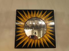 Piero Fornasetti Sunburst Mirror by Fornasetti - 1638436