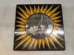 Piero Fornasetti Sunburst Mirror by Fornasetti - 1638437