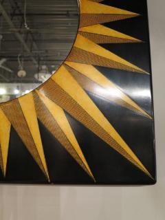 Piero Fornasetti Sunburst Mirror by Fornasetti - 1638463