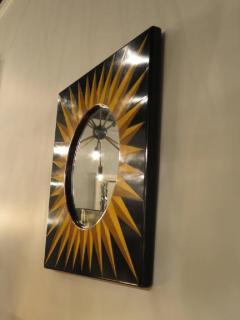 Piero Fornasetti Sunburst Mirror by Fornasetti - 1638464