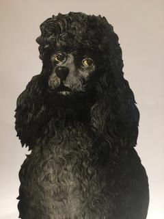 Piero Fornasetti Vintage Barbone Dog Umbrella Stand by Piero Fornasetti Italy circa 1960 - 1401478