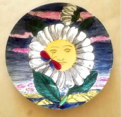 Piero Piero Fornasetti Mesi Soli Pattern Twelve Suns Twelve Months  - 1618134