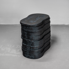 Pierre Bonnefille Metamorphosis Carbon Stool by Pierre Bonnefille - 1316340