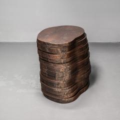 Pierre Bonnefille Metamorphosis Cuivre Stool by Pierre Bonnefille - 1316346